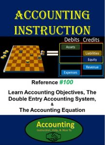 Accounting Instruction E-book